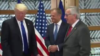 Donald Trump olał Tuska i jego TUSK TOWER