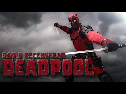 David om Deadpool, biopremiär 12 februari