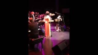 Rosalia De Cuba - Concert in L.A with the big band of Arturo Sandoval