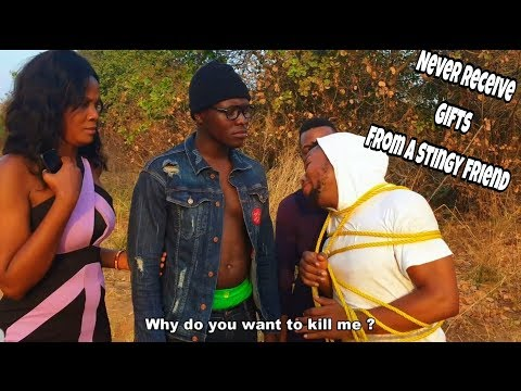Never Receive gifts from a Stingy man 😂😂 (xploit comedy) (agent of Laughter)