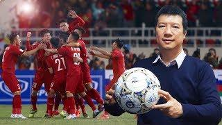 Đâu là mục tiêu chính của Bóng đá Việt Nam 2019 | BLV Quang Huy