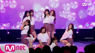 [fromis_9 - PITAPAT(DKDK)] KPOP TV Show | M COUNTDOWN 180621 EP.575
