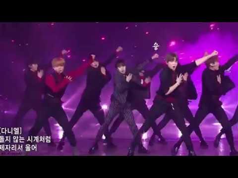 [워너원/하성운] 171113 WannaOne Comeback Show 하성운 CUT (1)