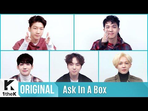 ASK IN A BOX: WINNER(위너) _ SENTIMENTAL(센치해) [SUB]