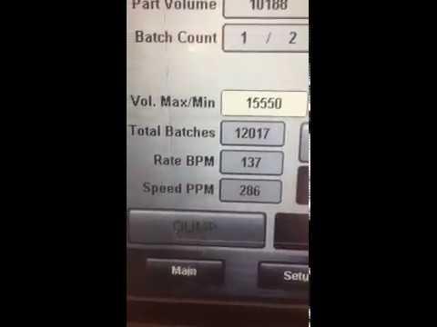 BMIV 5gate 2ct 137bpm