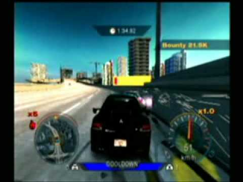 Need for Speed Undercover PS2 Final Pursuit - YouTube