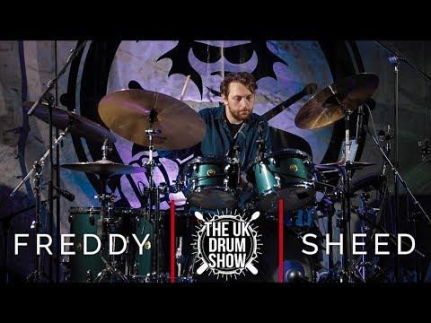 FREDDY SHEED | UK Drum Show 2018