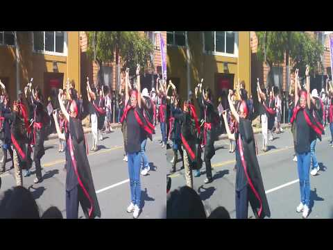 Soko Yosakoi Dance Group @ Cherry Blossom Parade (YT3D:Enable=True)