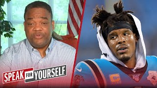 Whitlock isn't surprised at all that Cam Newton isn't signed yet | NFL | SPEAK FOR YOURSELF