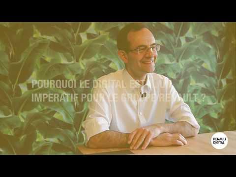 Pourquoi le Digital est un impératif pour le Groupe Renault | Groupe Renault