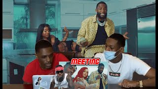 Gucci Mane - Meeting feat. Mulatto & Foogiano Official Music Video Reaction!!!
