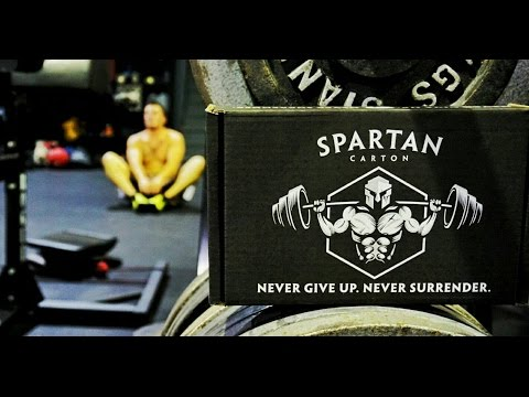 Body-Solid Cannonball Grips Featured in March Spartan Carton