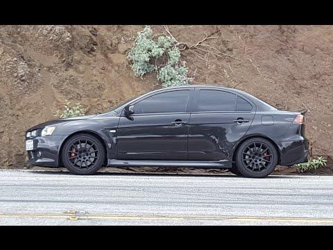 Modified Mitsubishi Evolution X GSR – One Take