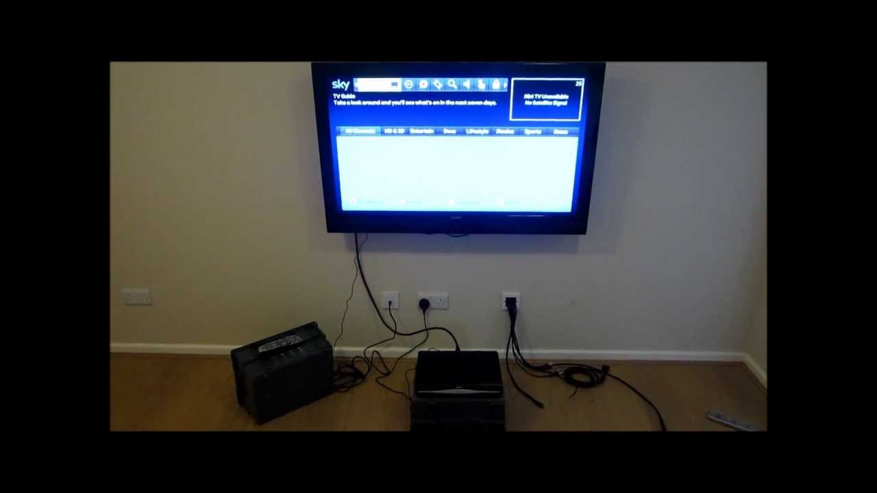 How To Control A Sky Virgin Bt Satellite Box