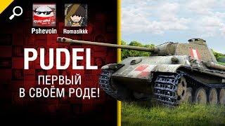Первый в своём роде! Pudel - от Pshevoin и Romasikkk
