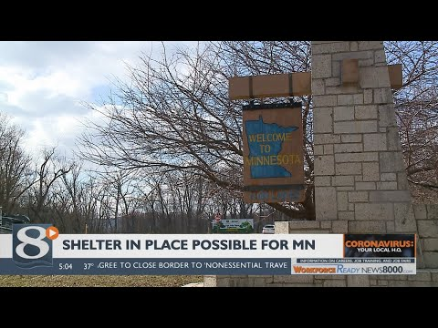 Walz: Minnesota may need to shelter in place; cases hit 115