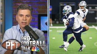 Generous offers may not be enough for Ezekiel Elliott, Dak Prescott | Pro Football Talk | NBC Sports