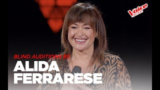 "ALIDA FERRARESE ""Torneremo ancora"" - Blind Audition 2"