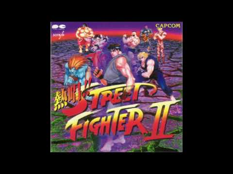 Street Fighter 2 Vocal Arrange Sound Track