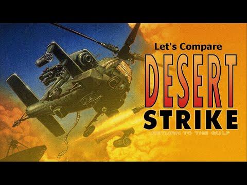 Let's Compare (Desert Strike)
