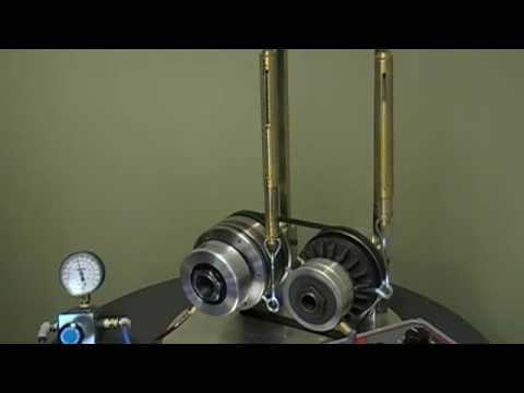 SENSIFLEX Tension Control Clutch Demonstration