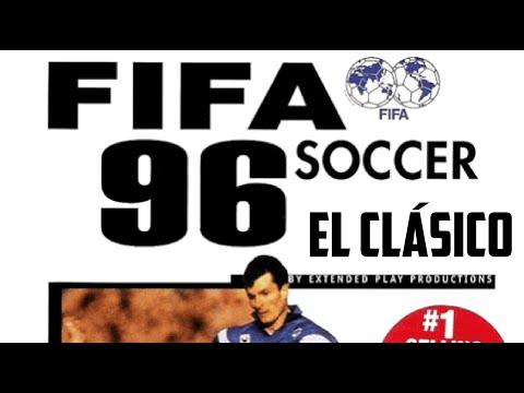FIFA Soccer 96 (1995) - Game Gear - El Clásico