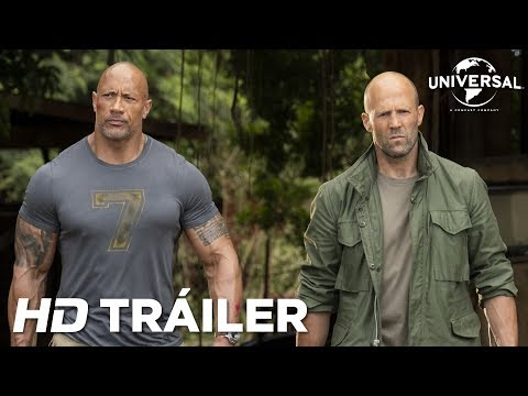 FAST & FURIOUS: HOBBS & SHAW - Tráiler Final (Universal Pictures)- HD