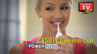 Dr Hart's Power Floss As Seen On TV Commercial Buy Dr Harts Power Floss As Seen On TV Water Floss