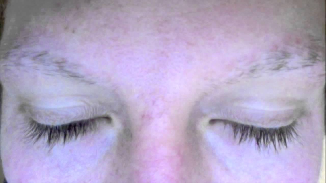 Eyebrow Growth Time Lapse - YouTube
