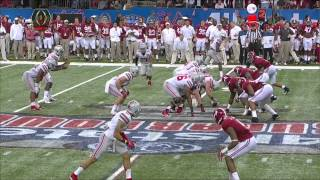 2014-15 Sugar Bowl - #4 Ohio State vs. #1 Alabama (HD)
