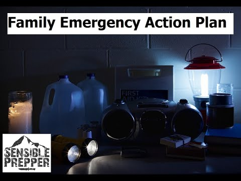 Family Emergency Action Plan