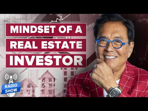 The Real Estate Mindset YOU Need to Have -  Robert and Kim Kiyosaki, Robert Helms, and Russell Gray photo
