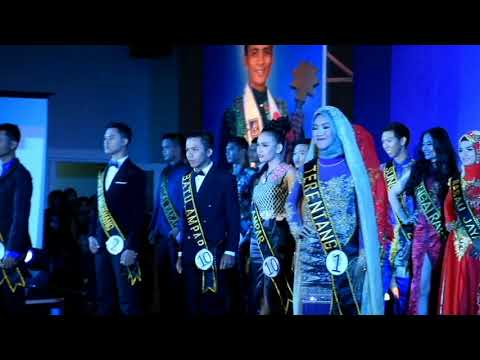 Malam Gran Final Putri Pariwisata 2018