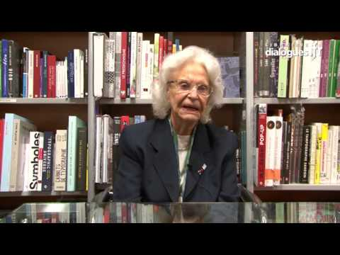 Vidéo de Marie-José Chombart de Lauwe