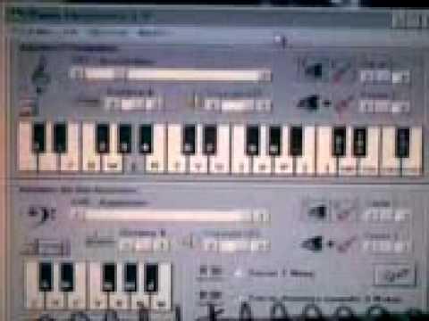 Electronic Piano-Los Caminos De La Vida