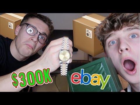 I Bought A $150,000 Mystery Box From eBay