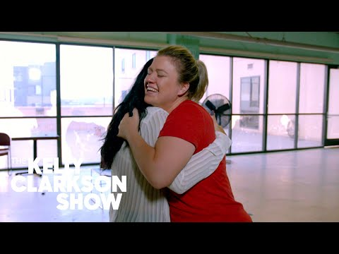 Watch Kelly's Tearful Visit To A Skid Row Homeless Shelter | The Kelly Clarkson Show