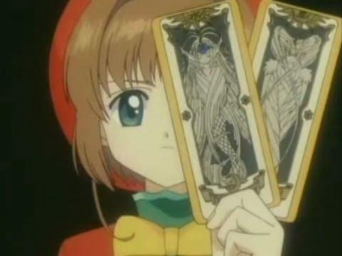 Sakura Card Captor - Cartas en Acción (Card In Action) 1/2