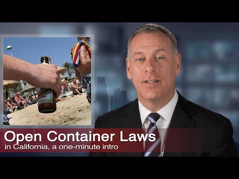 323-464-6453  More open container legal info: http://www.losangelescriminallawyer.pro/open-container.html  Call for a free consultation with the Kraut Law Group 24 hours-a-day, seven days-a-week, for help with your open container legal case. ...