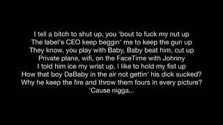 Lil Baby, DaBaby - Baby lyrics