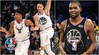 Kevin Durant named MVP as Team LeBron beats Team Giannis in All-Star Game | NBA All-Star 2019