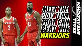 Meet The ONLY Team That Can Beat The WARRIORS