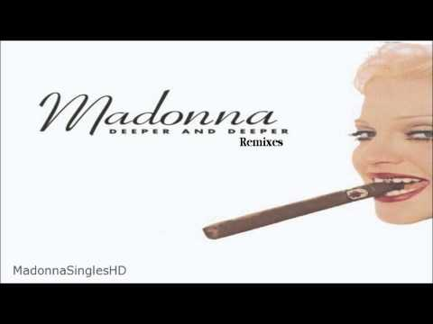 Madonna - Deeper And Deeper (David's Club Mix)