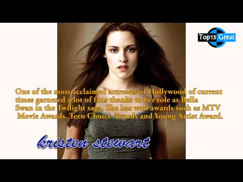 Kristen Stewart Hollywood Actress - Smashpipe film