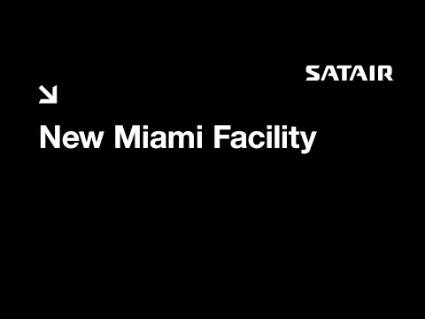 Follow the build up of our new Miami facility