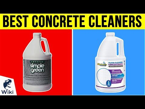 7 Best Concrete Cleaners 2019