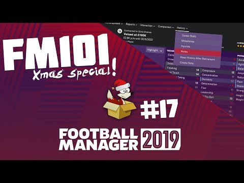Football Manager 2019 - FM101, using notes effectively / Tips, tricks & guides!