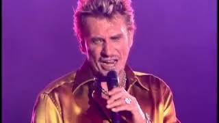 Johnny Hallyday / Que je t'aime / Live Tour Eiffel 2000
