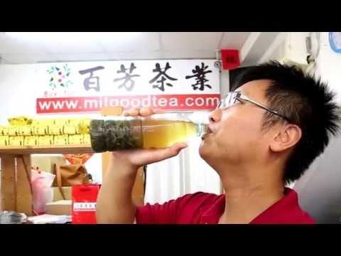 【百芳茶業】冷泡茶作法影片-專業級