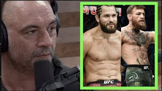 "Joe Rogan on Jorge Masvidal Calling Out Conor McGregor ""That's a Rough Fight for Conor"""